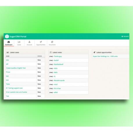 SuiteCRM Mautic Integration